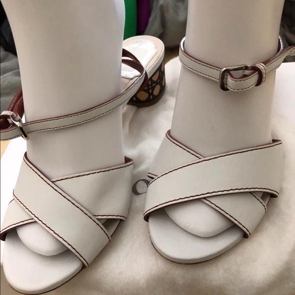 Dior Shoes | Christian Dior White